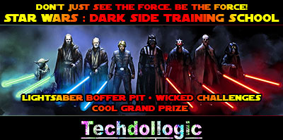 OMNI EXPO 2016 - Techdollogic - Star Wars: Darkside Training School Boffer Pit