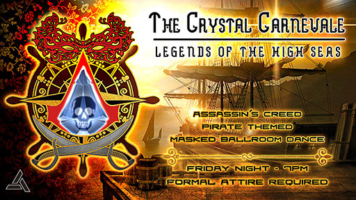 OMNI FANDOM EXPO 2017 - The Crystal Carnevale: Legends of the High Seas